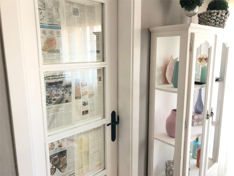 panel ajtó felújítva