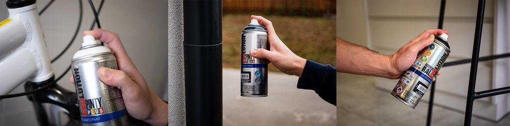 PintyPlus Evolution vizes bázisú festékspray
