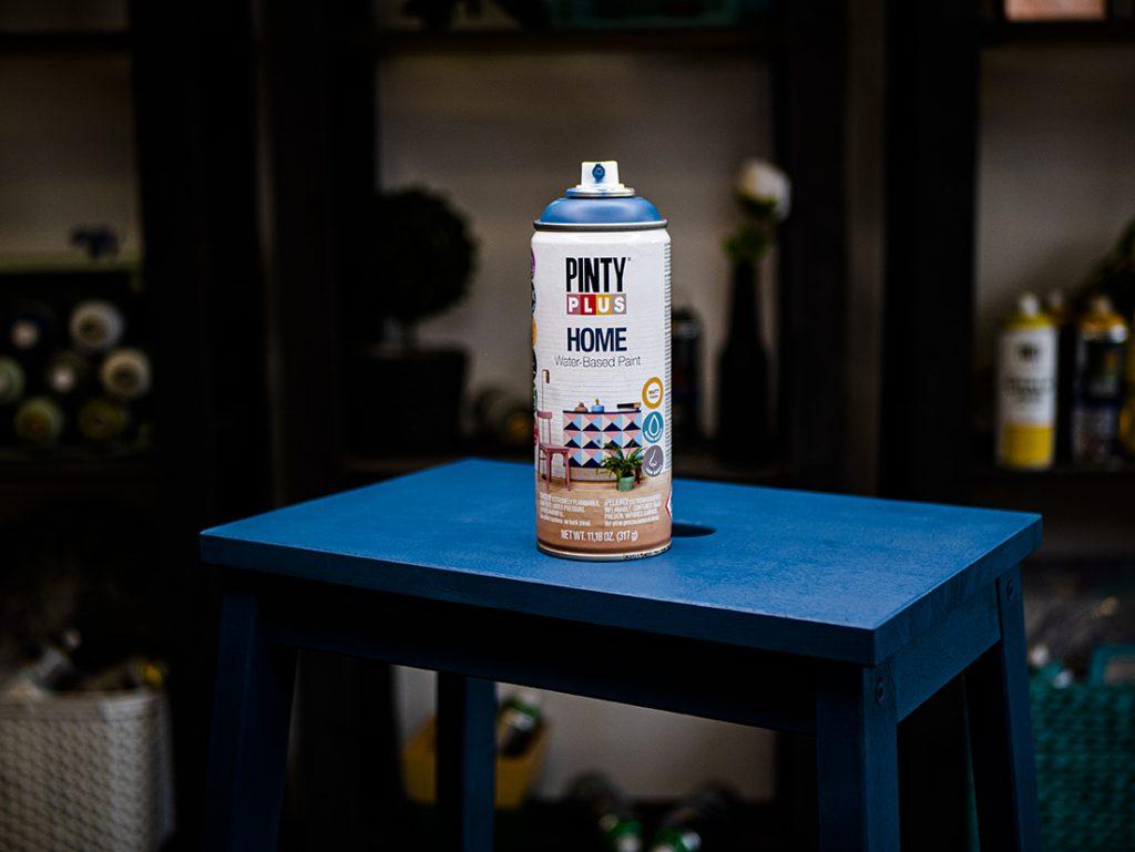 vízbázisú festékspray