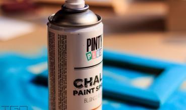GYIK: minden információ a kréta festék sprayről