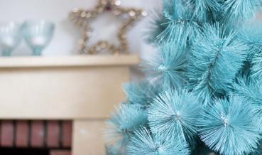 Karácsonyfa PintyPlus módra