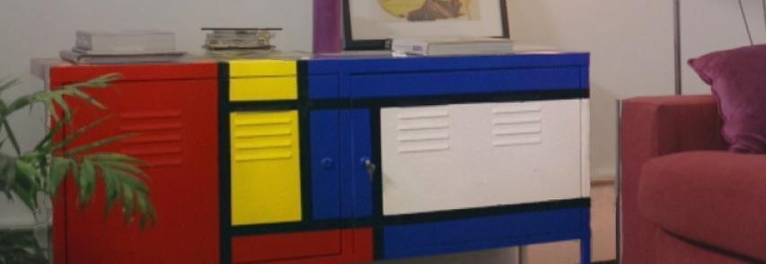 IKEA szekrény újragondolva